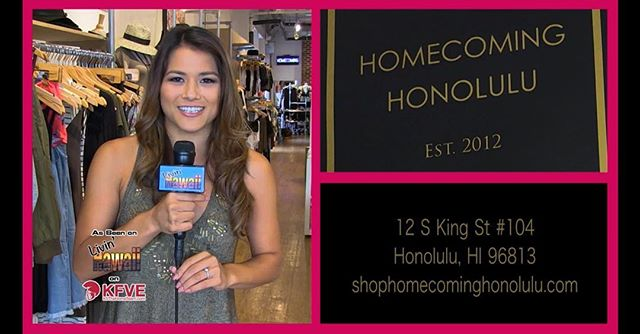 Tonight, Crystal and the models head to Chinatown and go shopping at Homecoming, followed by lunch at Livestock Tavern.  7pm on @kfve