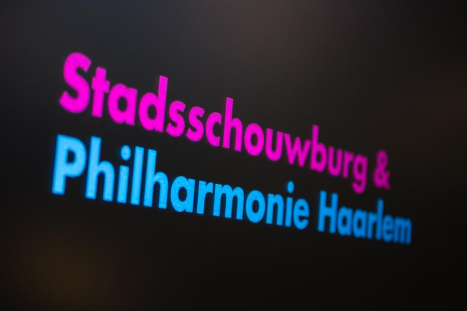 Philharmonie Haarlem x Dutch Design planq