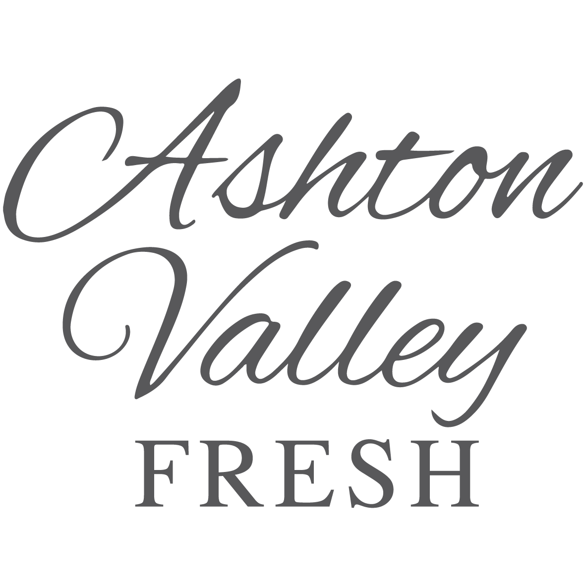 Ashton Valley Fresh