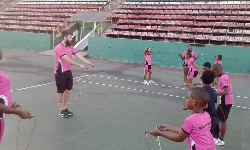 Jump rope workshop