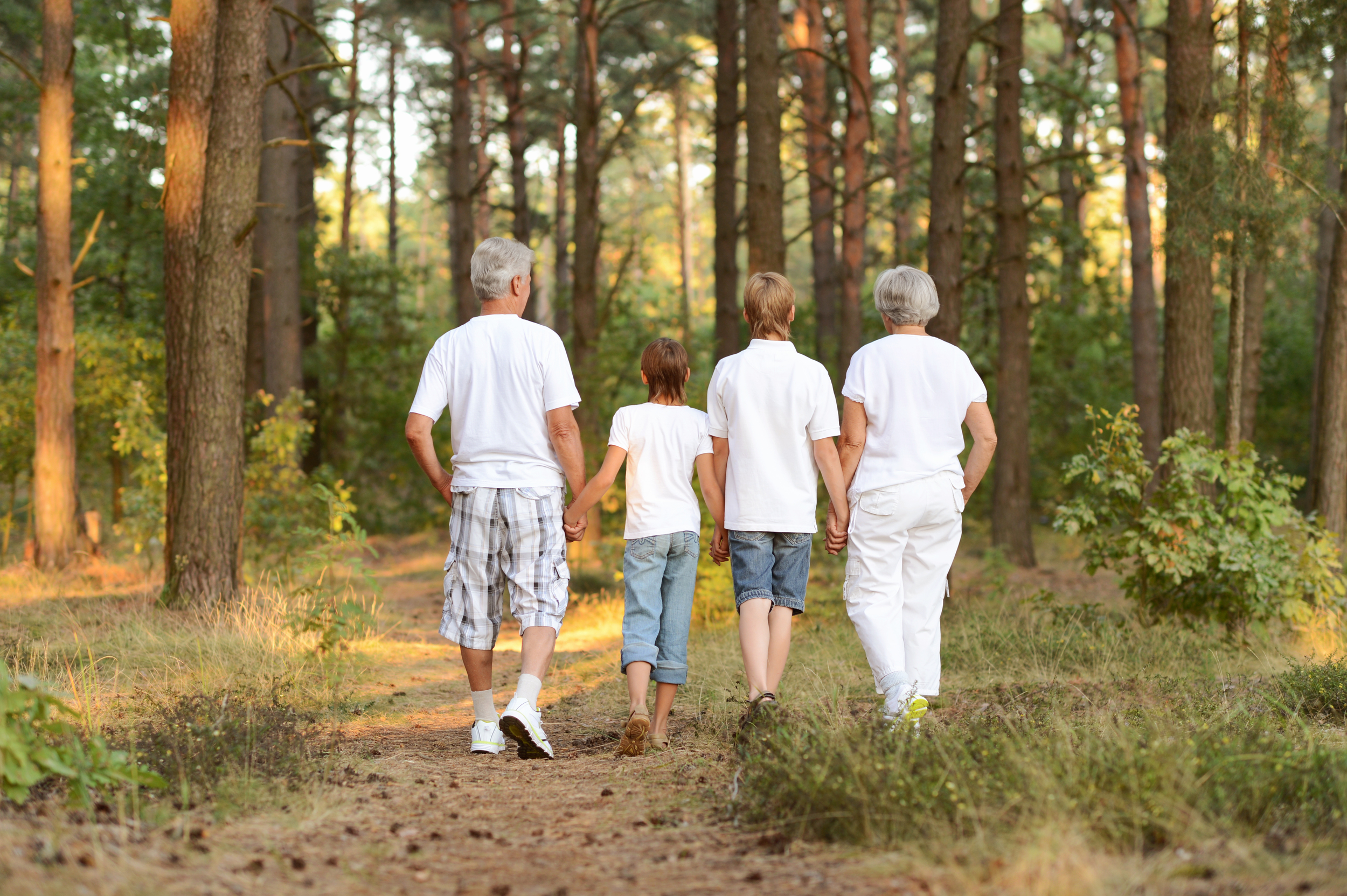Planning for retirement and spending time with grandchildren. What will this look like for you?