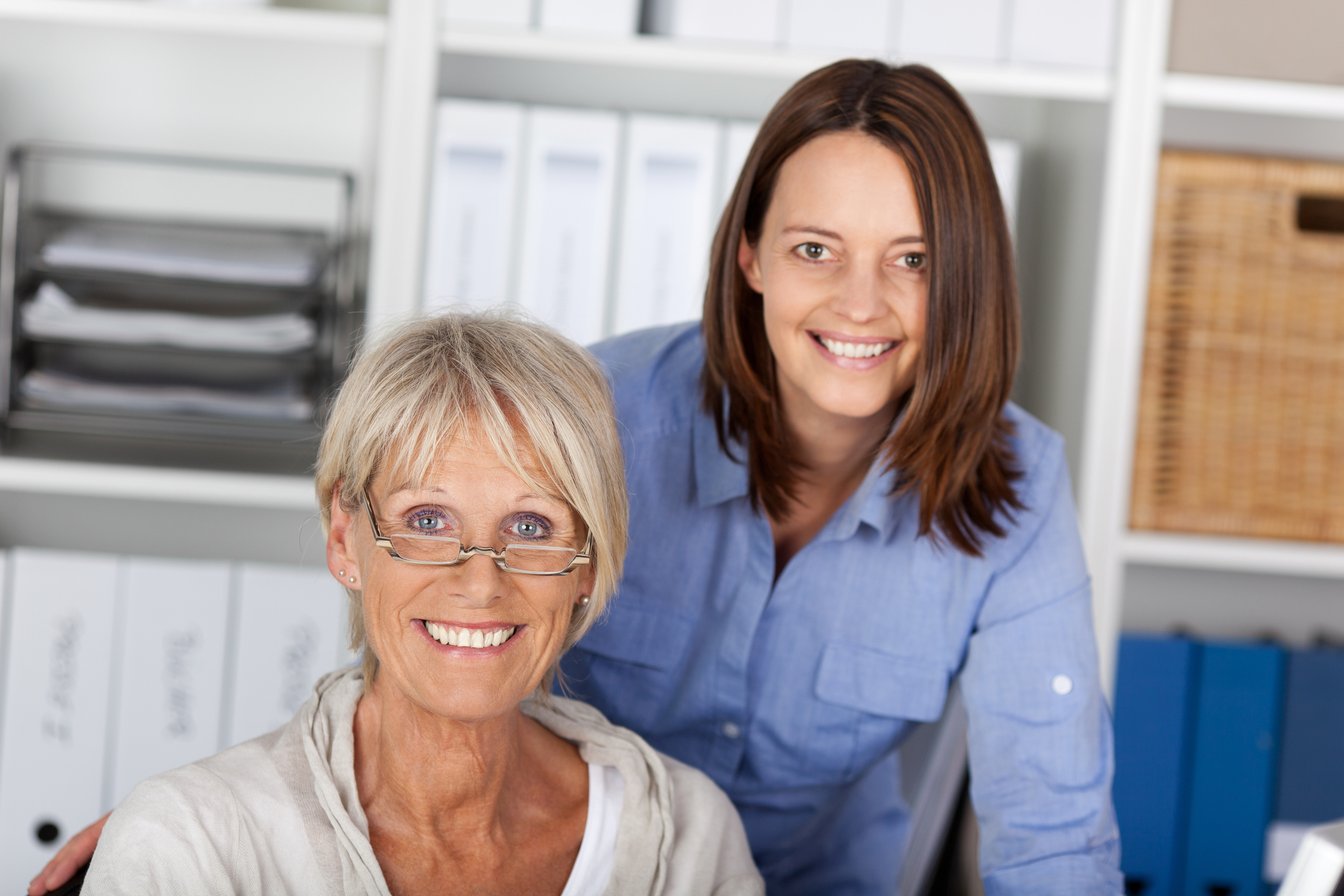 Image: For women planning for retirement may still very well involve work