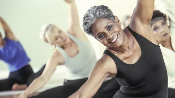 Image: The Visible Woman enjoying retirement.