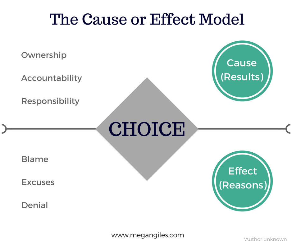 Cause or Effect Model