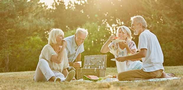 older-friends-picnic