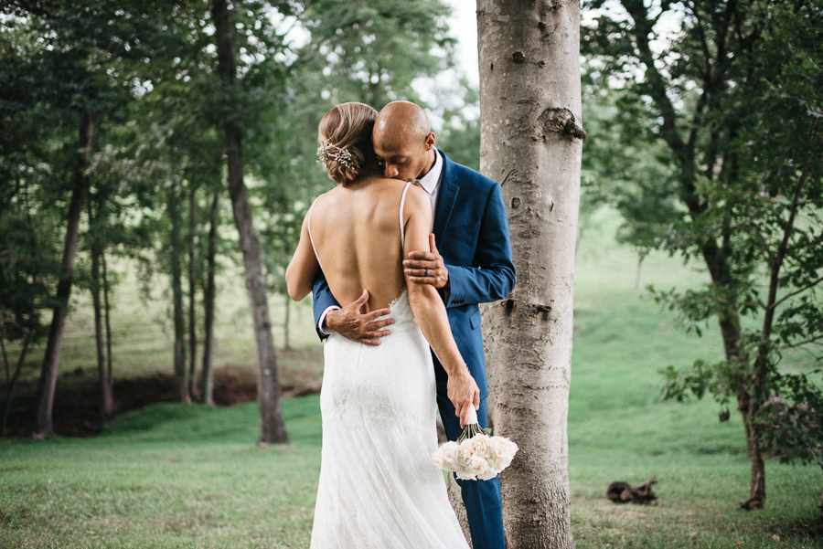 Ashley & Brian - Boda en Carolina del Norte