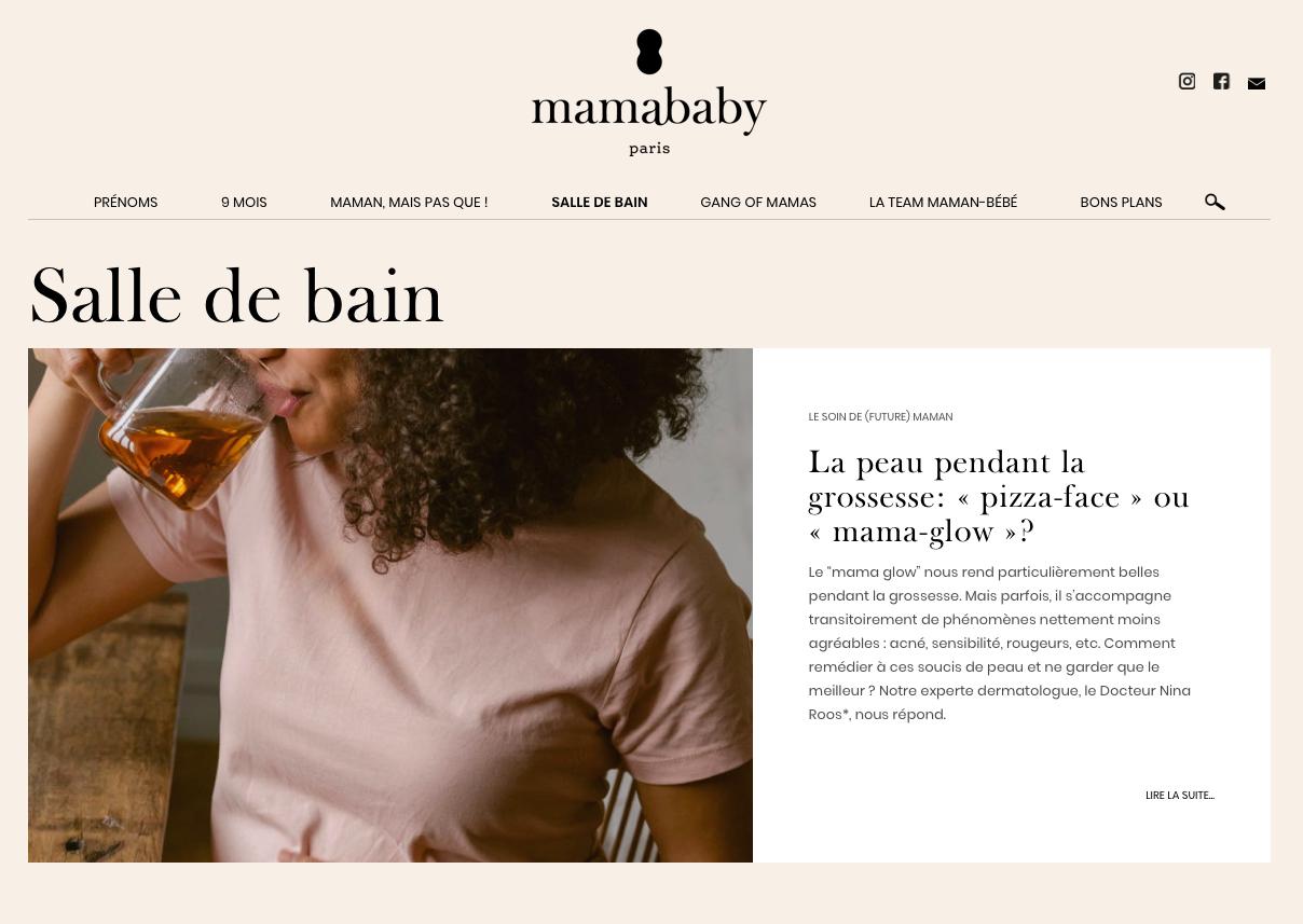 unes mamababy webzine