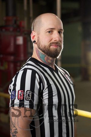 RCRD Head Referee - Davie Darko -