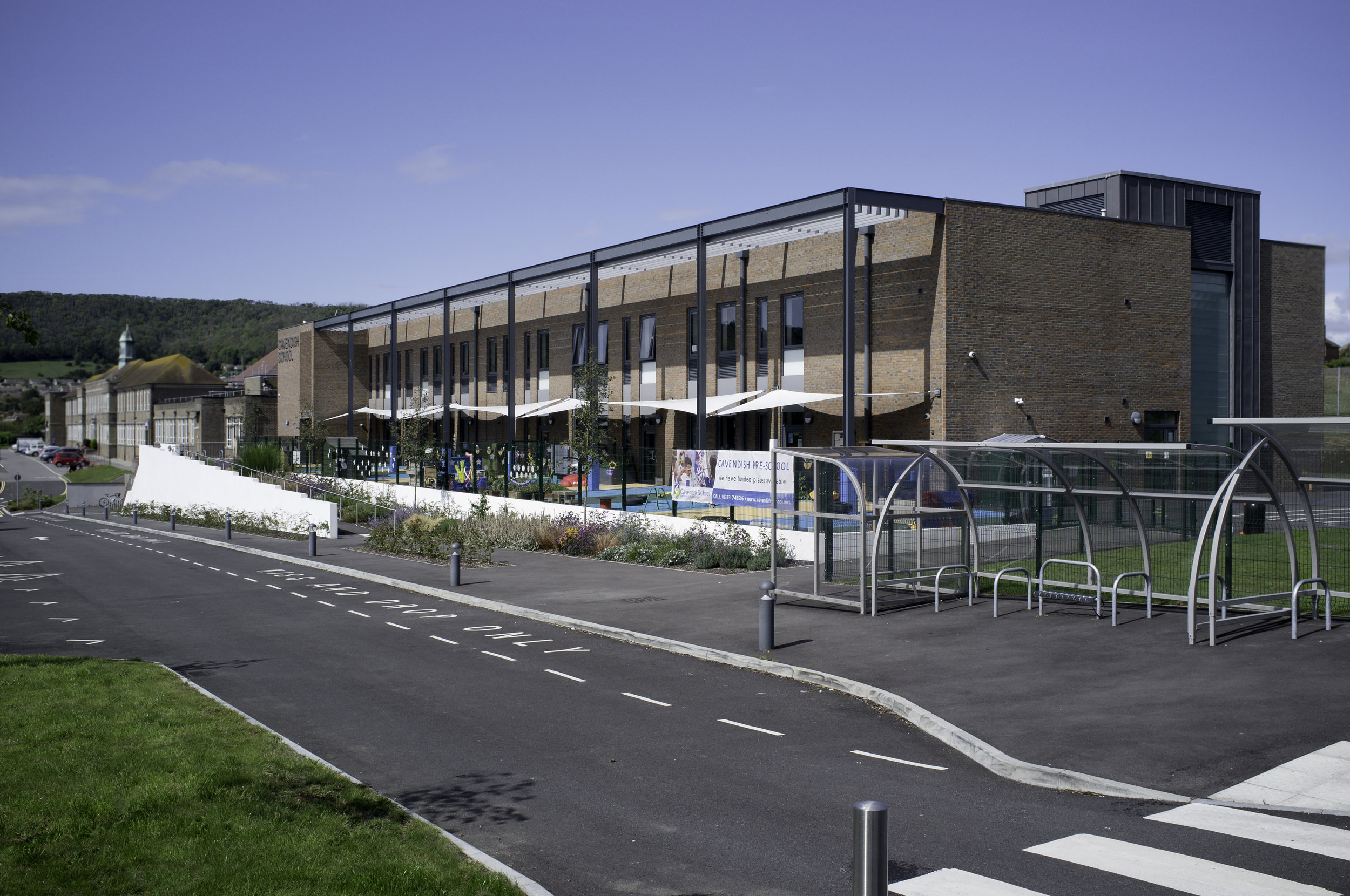 Cavendish School,  Eastbourne,  East Sussex