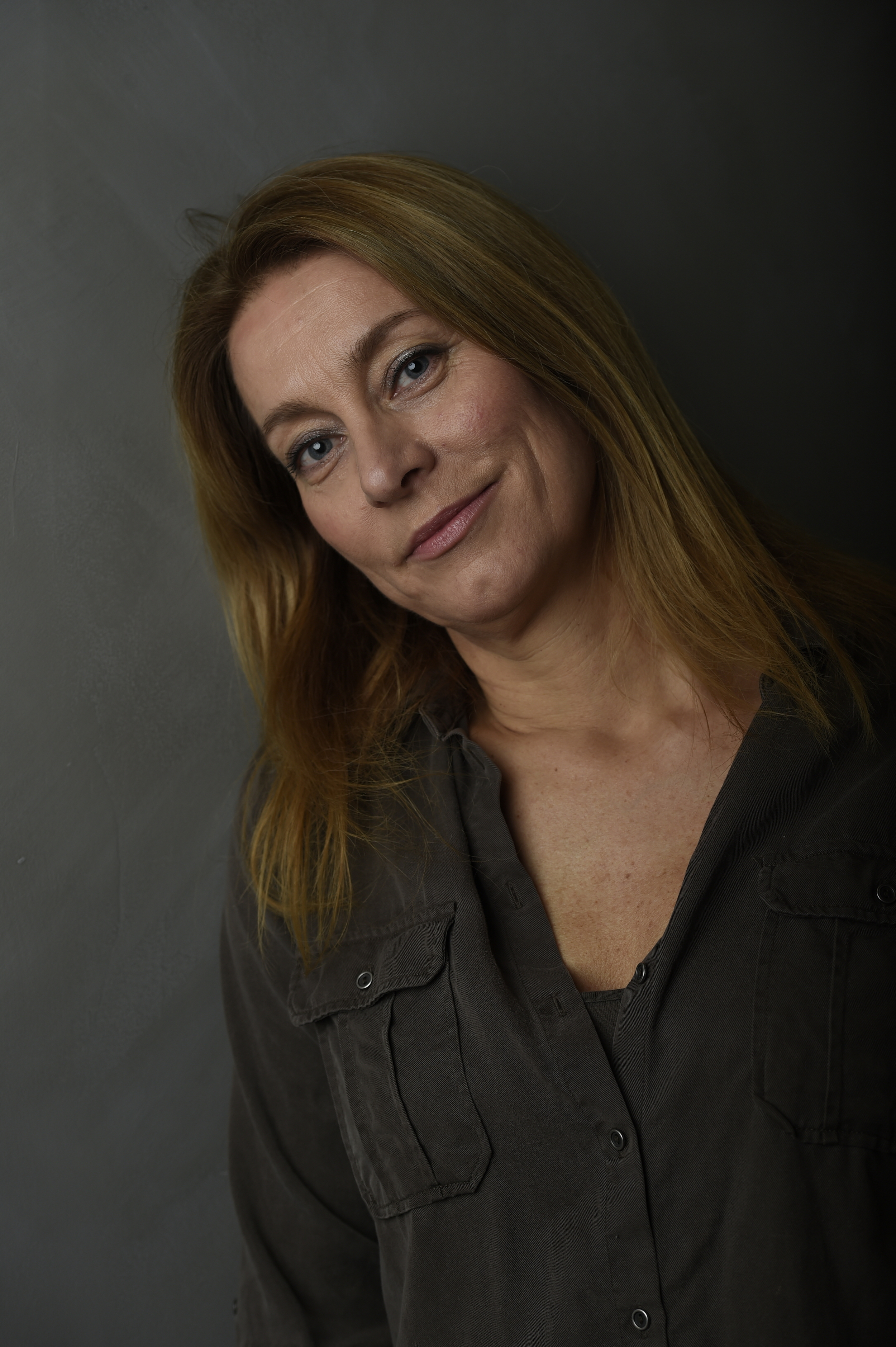 Portrait Nina Bendiksen. Photo: Terje Rygg