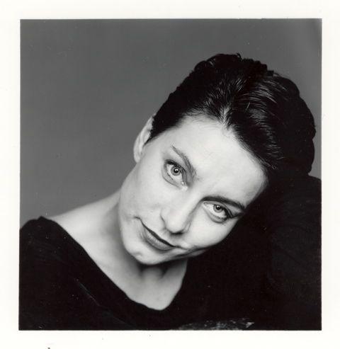 Portrait Nina Bendiksen. Photo May Langhelle