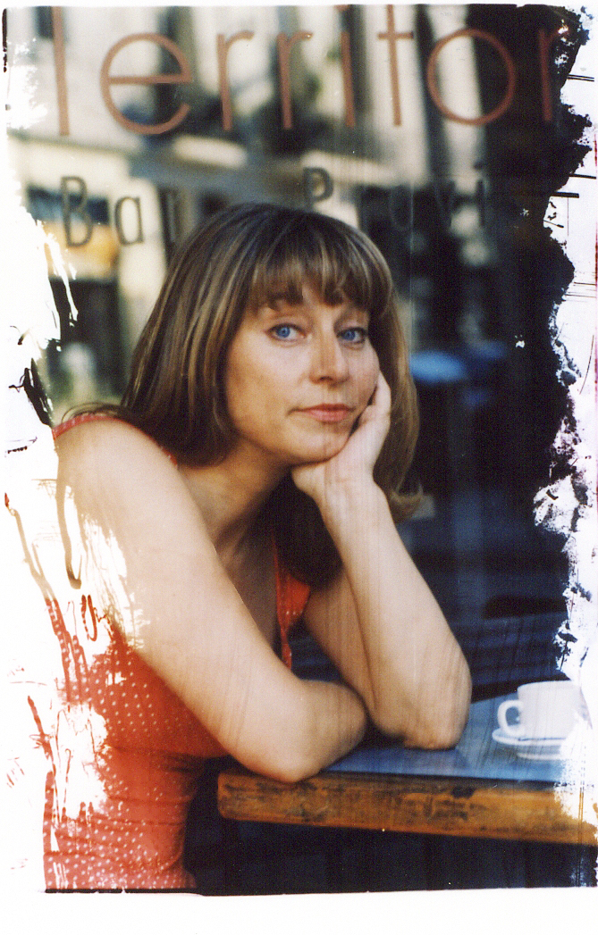 Portrait Nina Bendiksen. Photo: Linda Cartridge