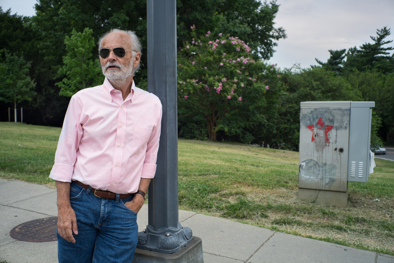 John Gossage, Washington, DC, 2016 by Jordan Weitzman