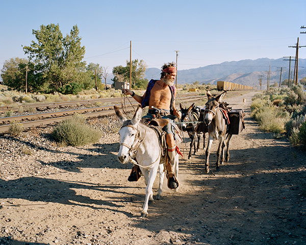 Photographs by Justine Kurland from  Highway Kind