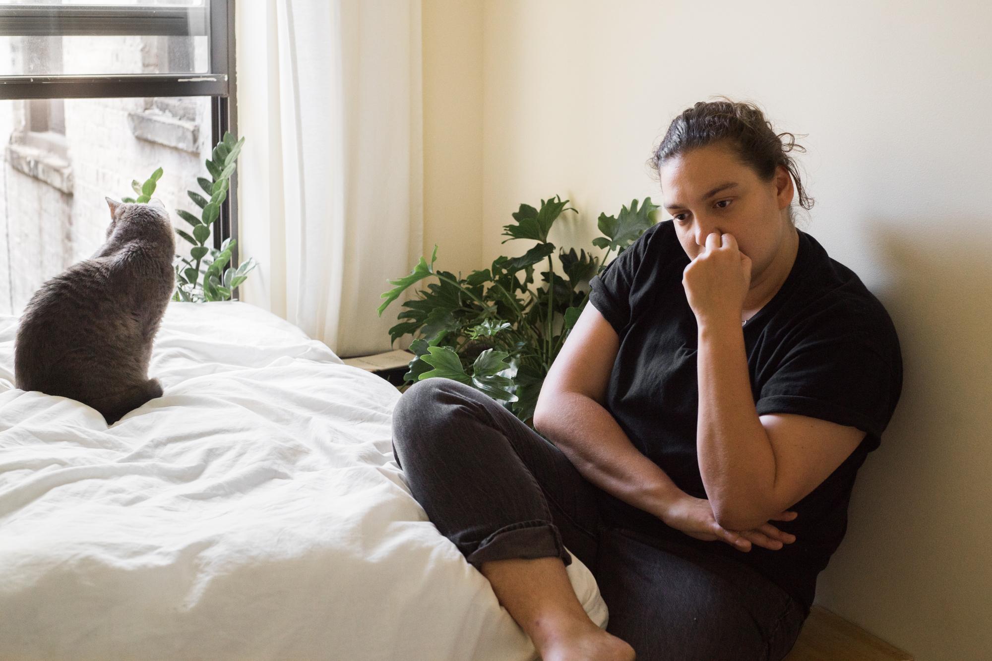 Elle Pérez, Flushing, NY, 2017 . Photograph by Jordan Weitzman