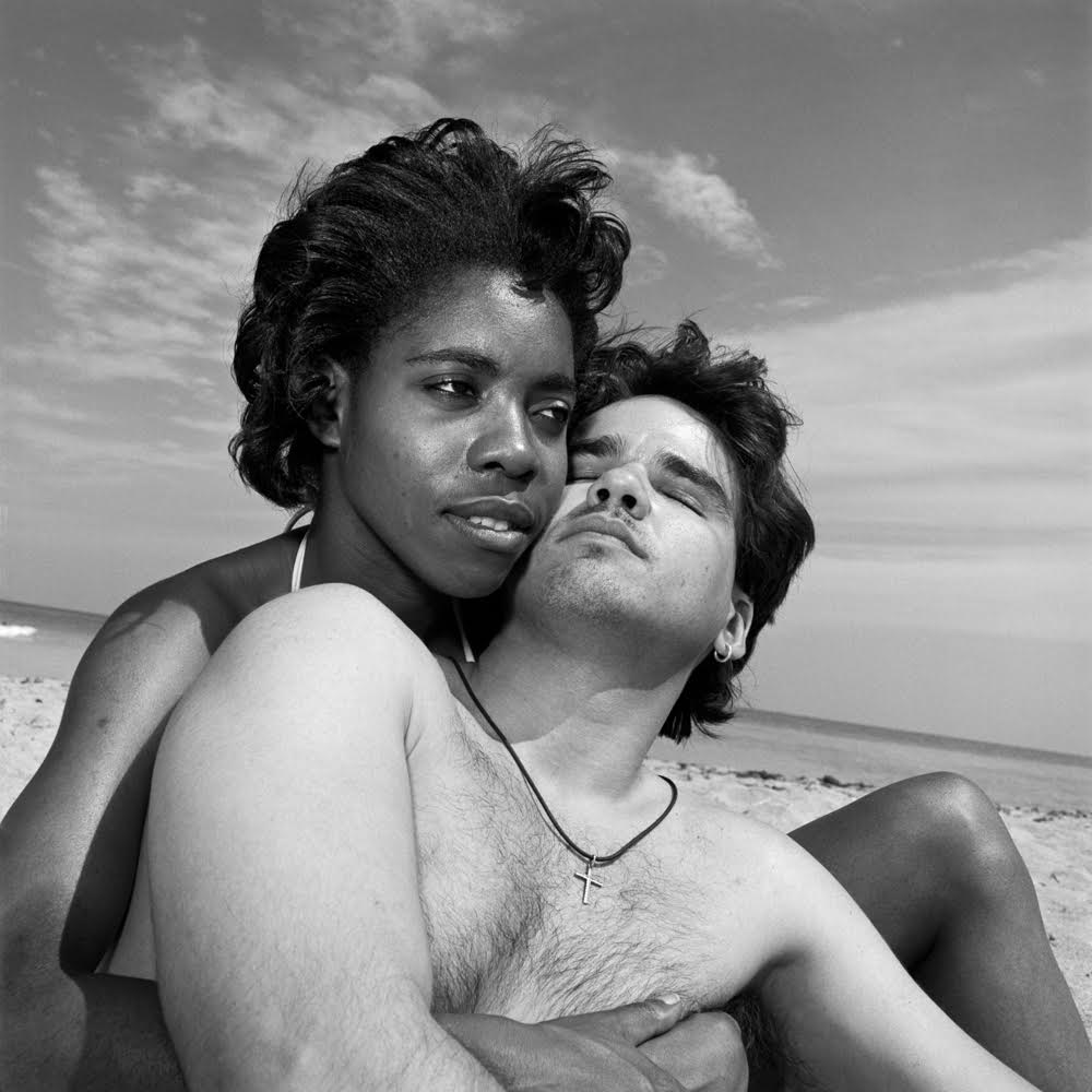 Miami Beach, Florida, 1994 @ Rosalind Solomon