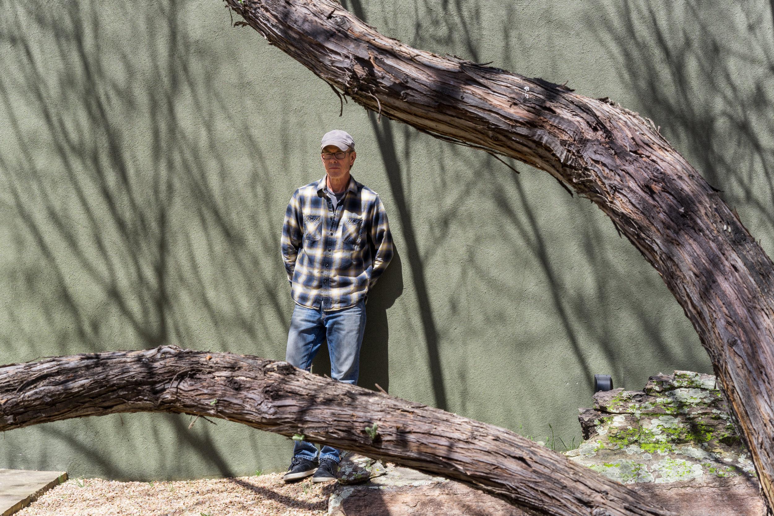 Jack Woody, Santa Fe, New Mexico, 2018 . Photo by Jordan Weitzman