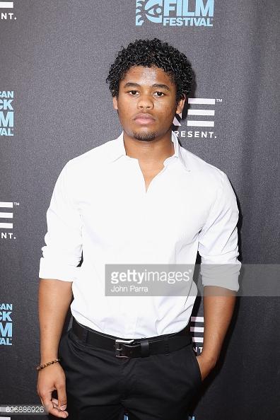 Isaiah John attending ABFF 2017 FX SnowFall and Tv