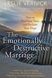 The Emotionally Destructive Marriage Leslie Vernick