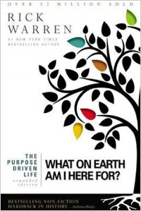 The Purpose Driven Life  Rick Warren