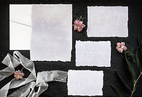 We loved creating this invitation suite for a shoot with @sageancthistleevents - everything about it was so amazing! It was featured on @utahvalleybride yesterday so head over to their blog and take a look 👀 • • • Paper: @honeybpaperco Photo:@elishabraithwaite Floral: @peaches_and_peonies Gowns: @Saphiablue Suit: @truegentlemansupplyco HMUA: @kalichris.hma Cake: @bakemeakake Studio: @ecd.studio Model: @morgsgalbraith • • • #CustomInvitations#WeddingInspiration#Bride#WeddingInvitation#BridalInspiration#PaperLove#Weddingideas#PaperGoods#stylemepretty#inspiredbythis#weddingstationery#weddingseason#weddingplanning#theknot#Details#thatsdarling#makemoments#weddinginspo#SoLoverly#weddingvenue#whitewedding#sochic#utahbride#bridetobe#weddinginvitations#paperdesigner#utahvalleybride#etheral#uvbvendor
