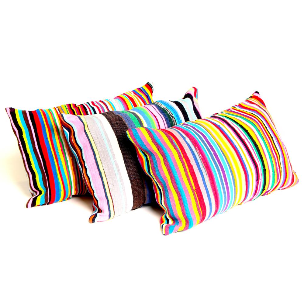 Rectangular Pillows By Ashanti Design Africa Frolic