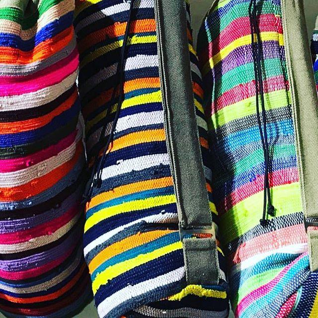#yogabags #ashanti#upcycled#colorful#fun#creative