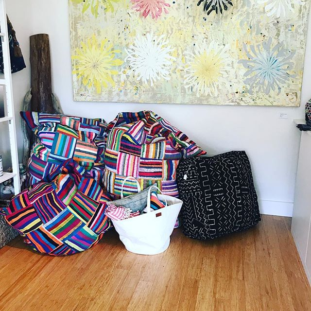 Upcycled#lifestyle #ashanti #beanbags#yummyyogigoods# comfortable#decorating #fun#creative #happiness