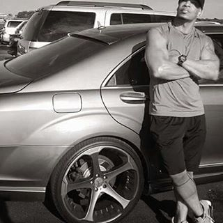 Work hard, play harder!!!-- Lorenzo at his finest!!--btw, nice Mercedes! !!---labare.com or 713.780.0930