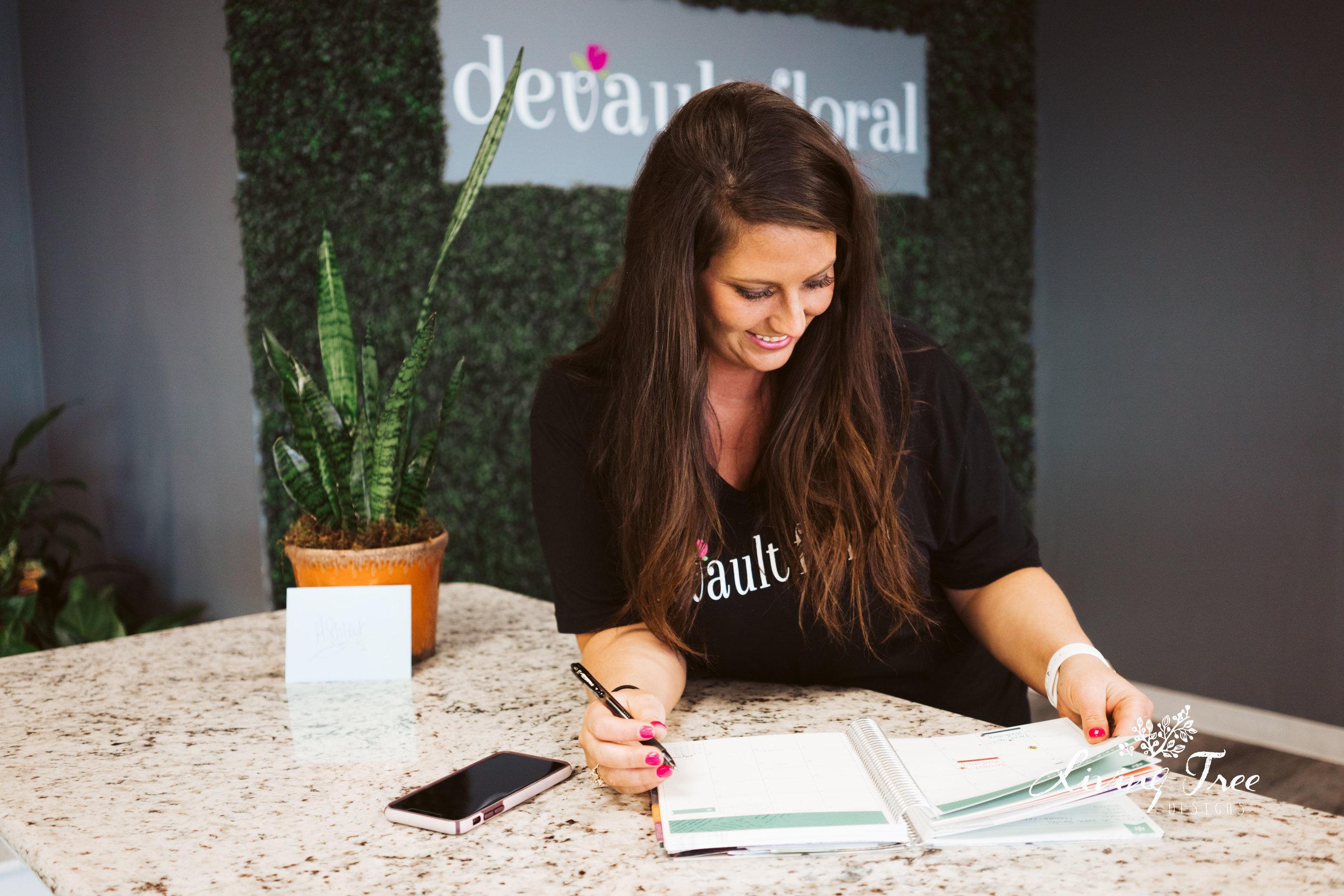 Shyla - Wedding Planning Guru at Devault Floral