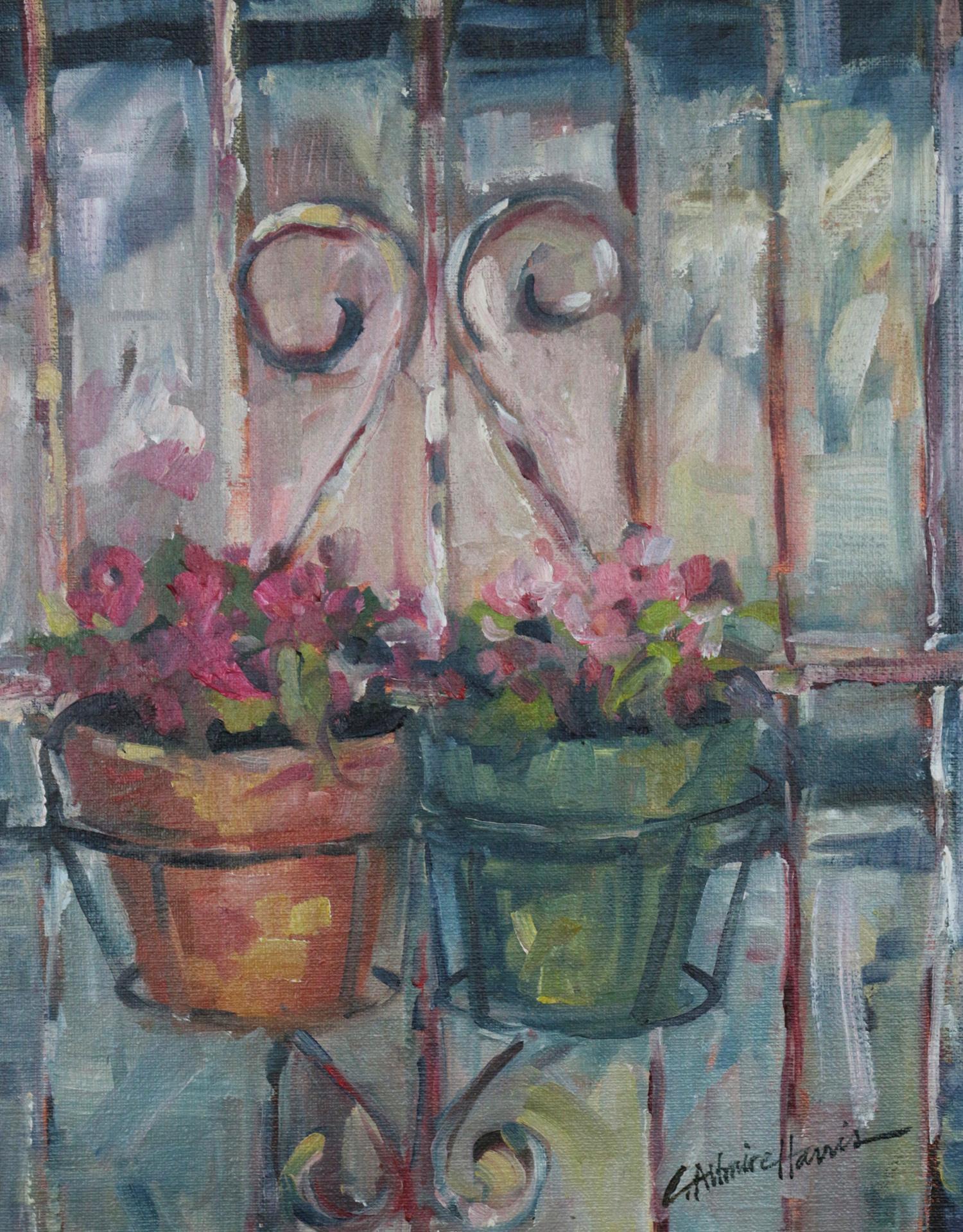 Flower Pots in Spain*