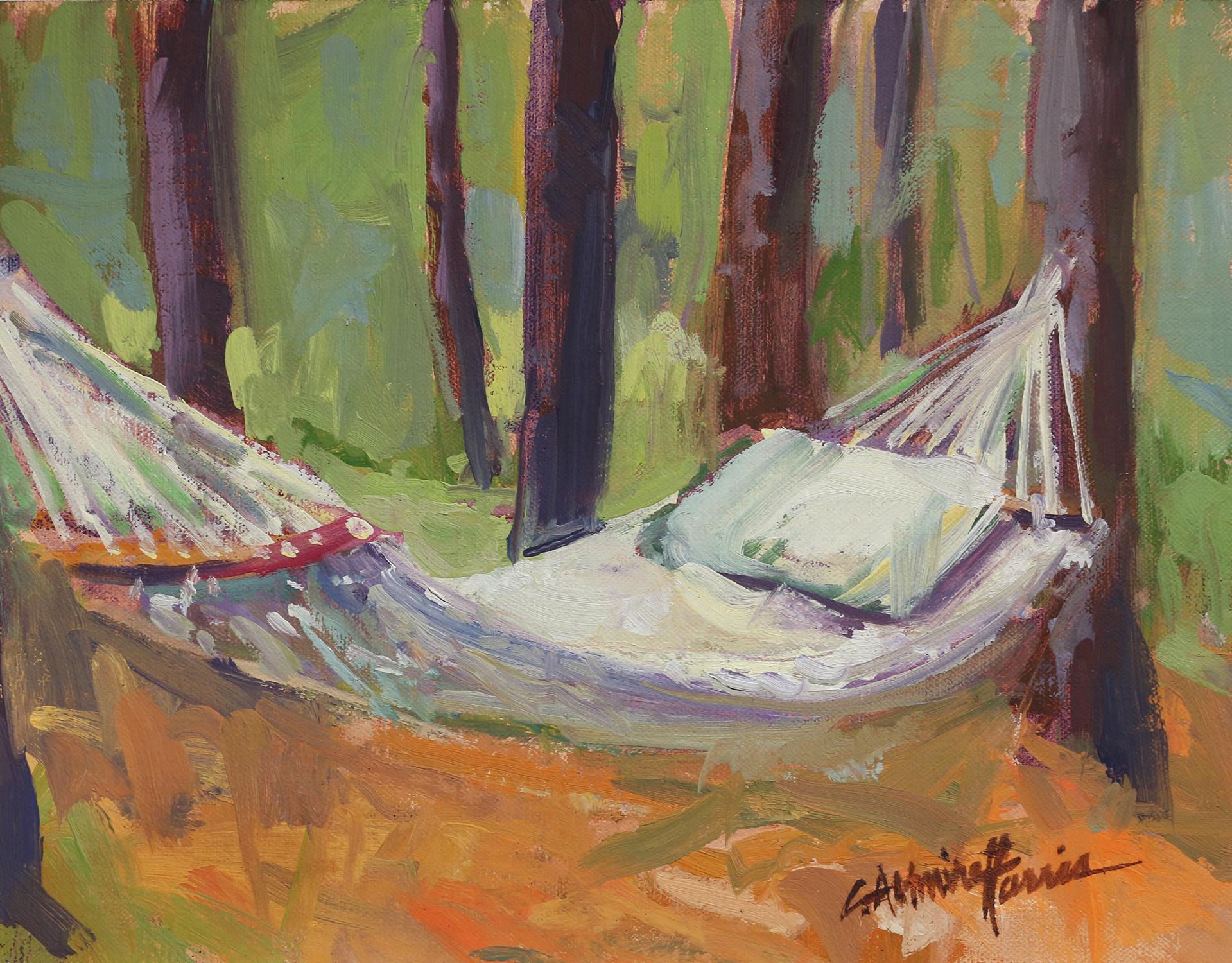 Swinging in the Hammock*