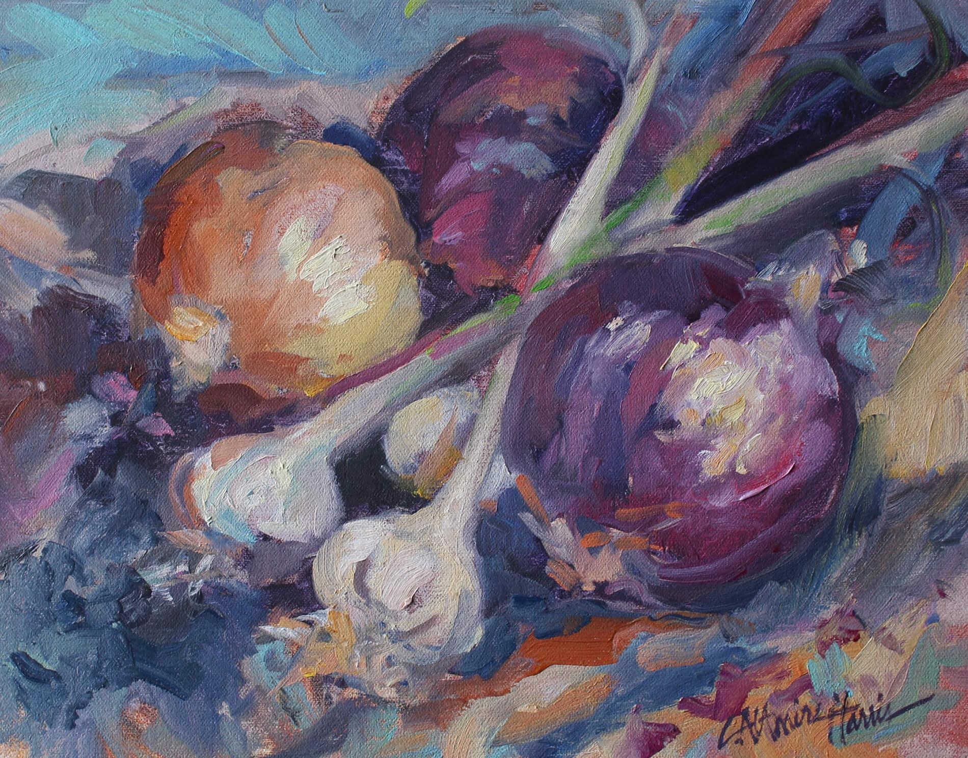 Onion and Garlic*