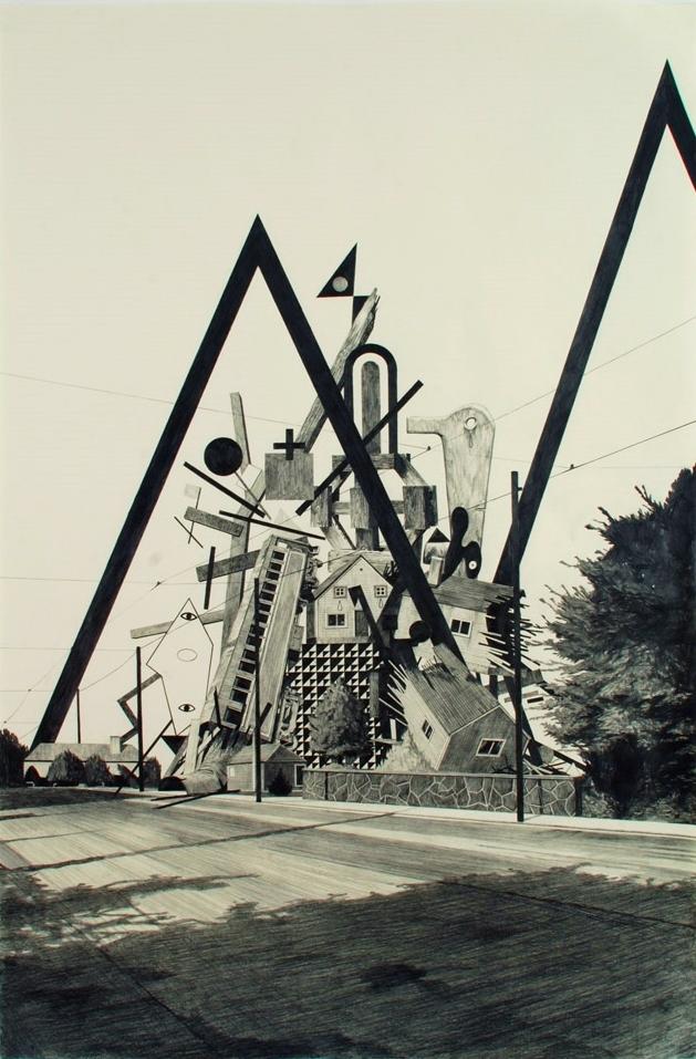 Public Sculpture Plaza 3003, 2009