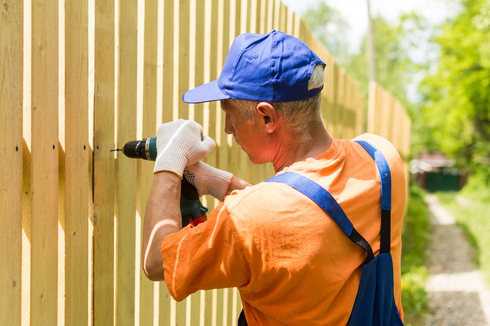 fence installation in okc