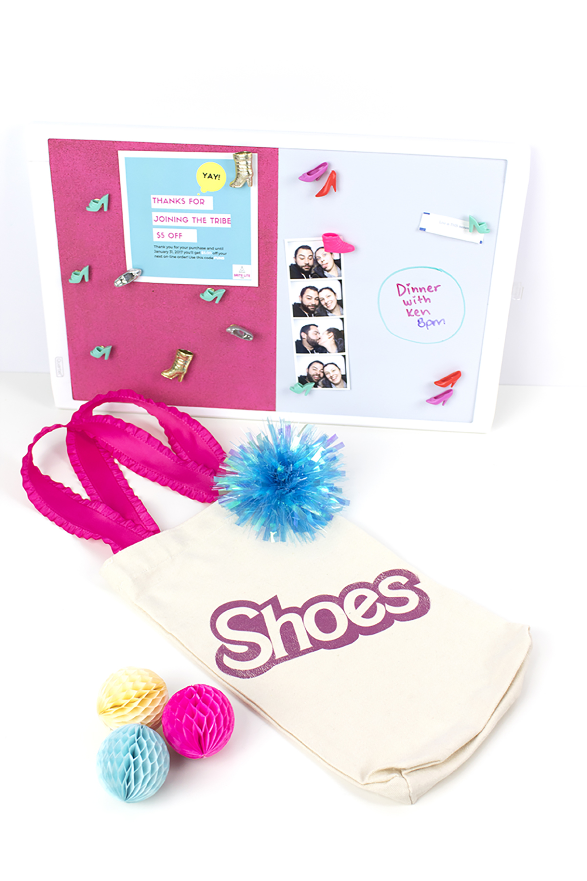 Barbie Shoes Corkboard 17a.jpg