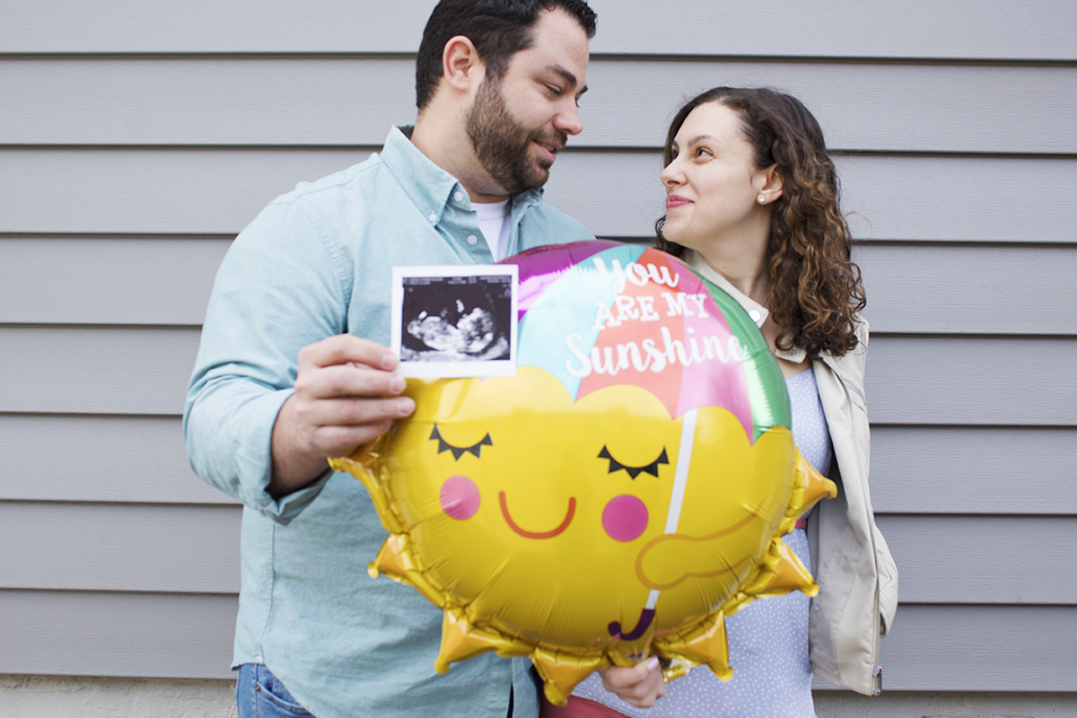 We're having a baby! And we are so stinking excited about it. Read more about our pregnancy announcement and photoshoot by clicking the photo!