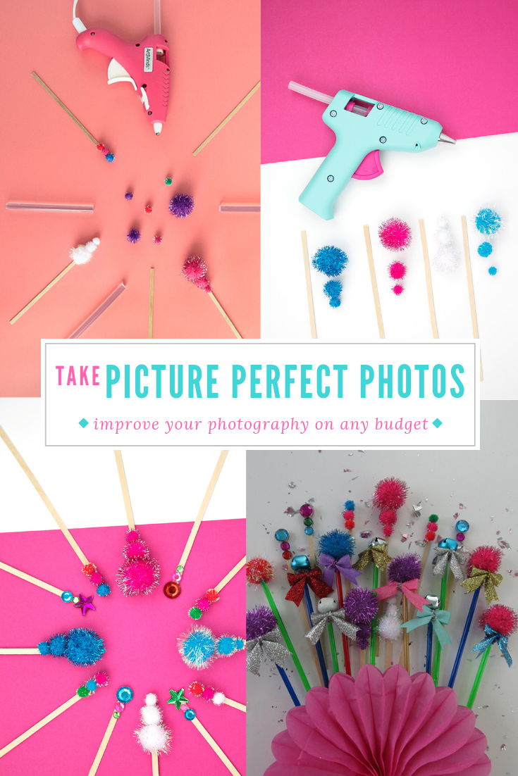 Taking better photos doesn't have to be expensive. You can take better pictures on a budget, and improve your photography quickly and easily! Click to learn more.