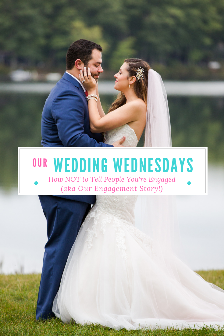 Chicago, doll conventions, and backpacks, oh my! I'm sharing my engagement story and it's a good one! Click to read more. #weddingplanning #engagementstory #engagement