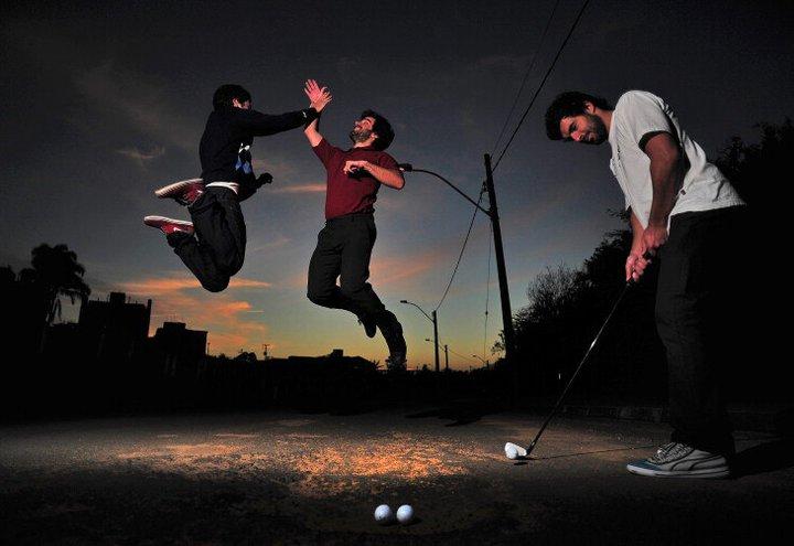 PROJETO independente - paraíso do golfe
