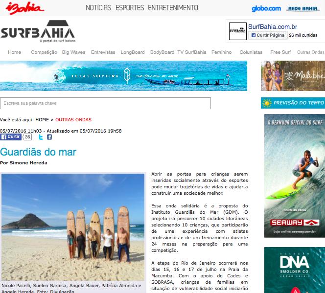 Globo.com GDM