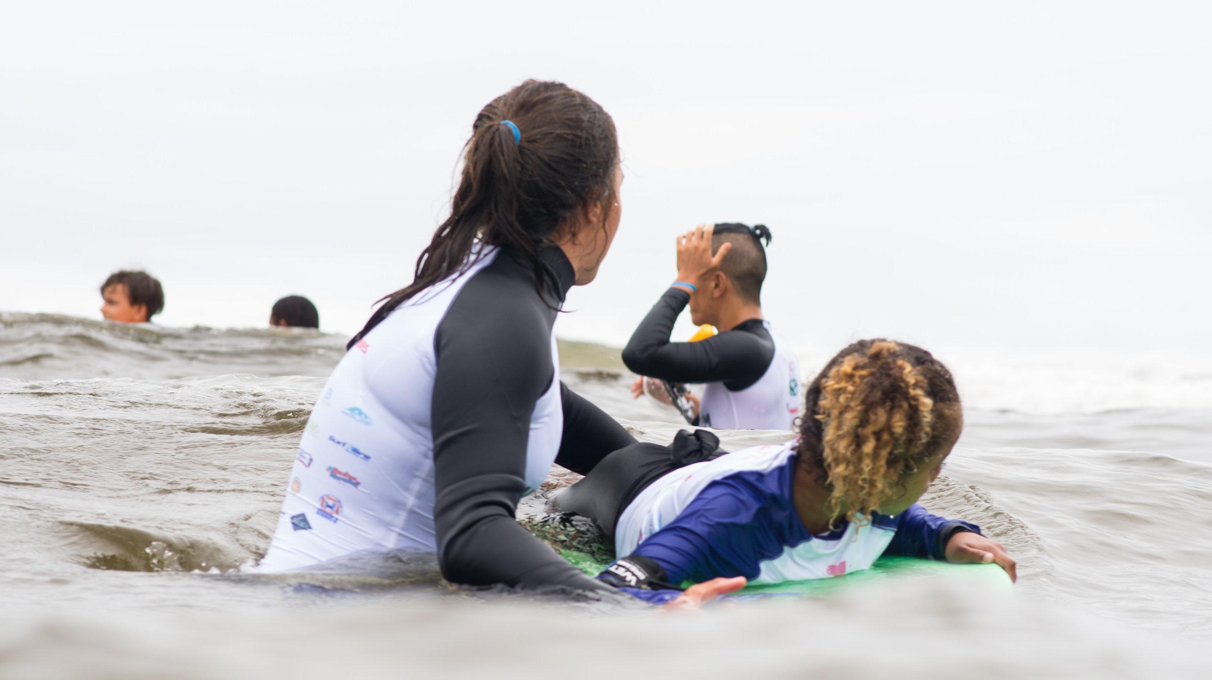 guardias do mar descoberta de talento surf