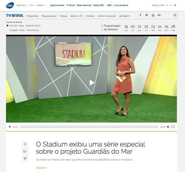 Guardias do Mar Serie de tv - Tv Brasil