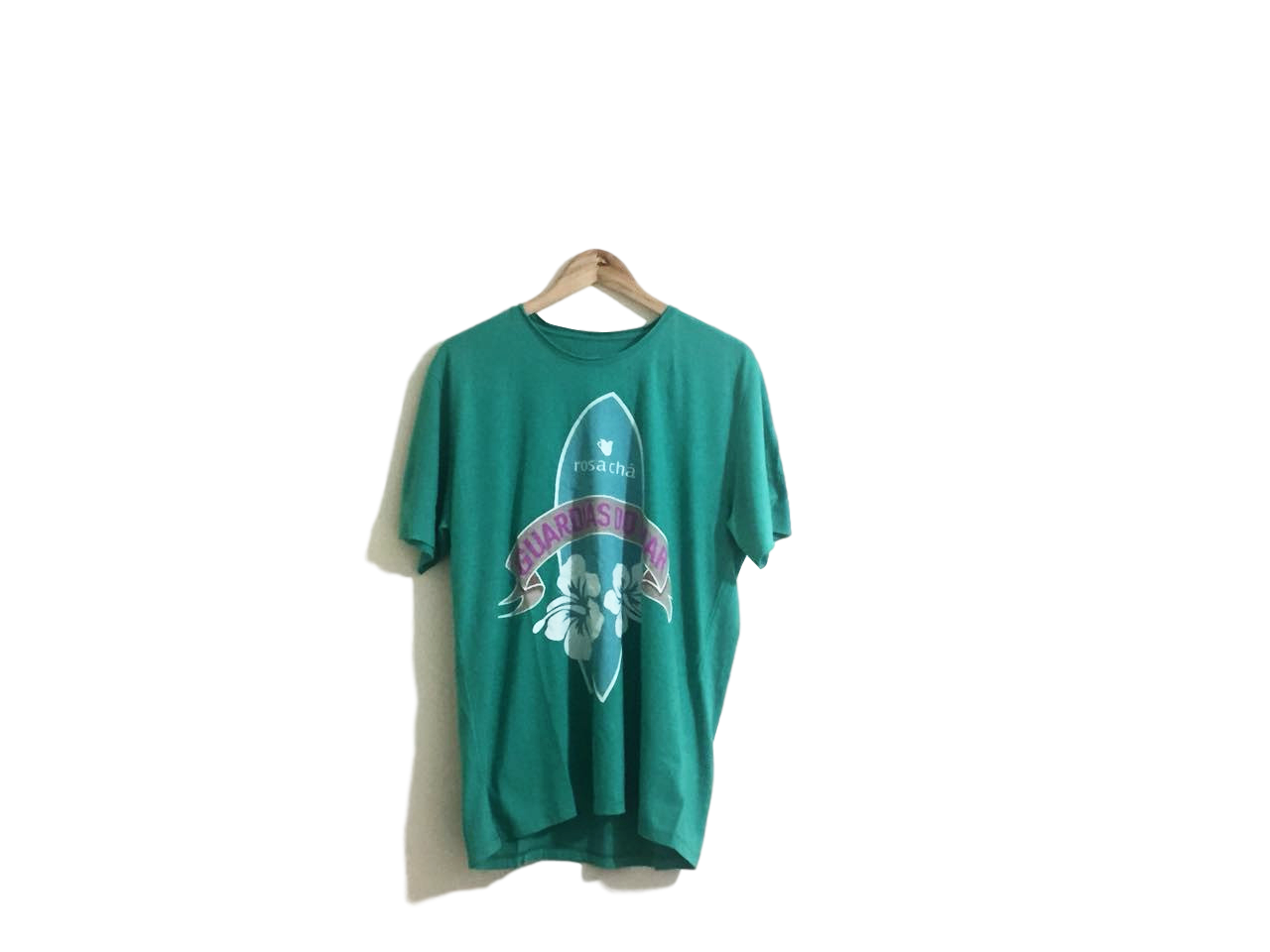 TEE GUARDIÅS DO MAR - ALL GREEN EDITION ( EM ESTOQUE) R$69,90