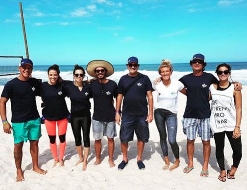 ONU RECONHECE IGDM - ONU convida Instituto GDM para fazer parte da campanha global Vida embaixo d'água.