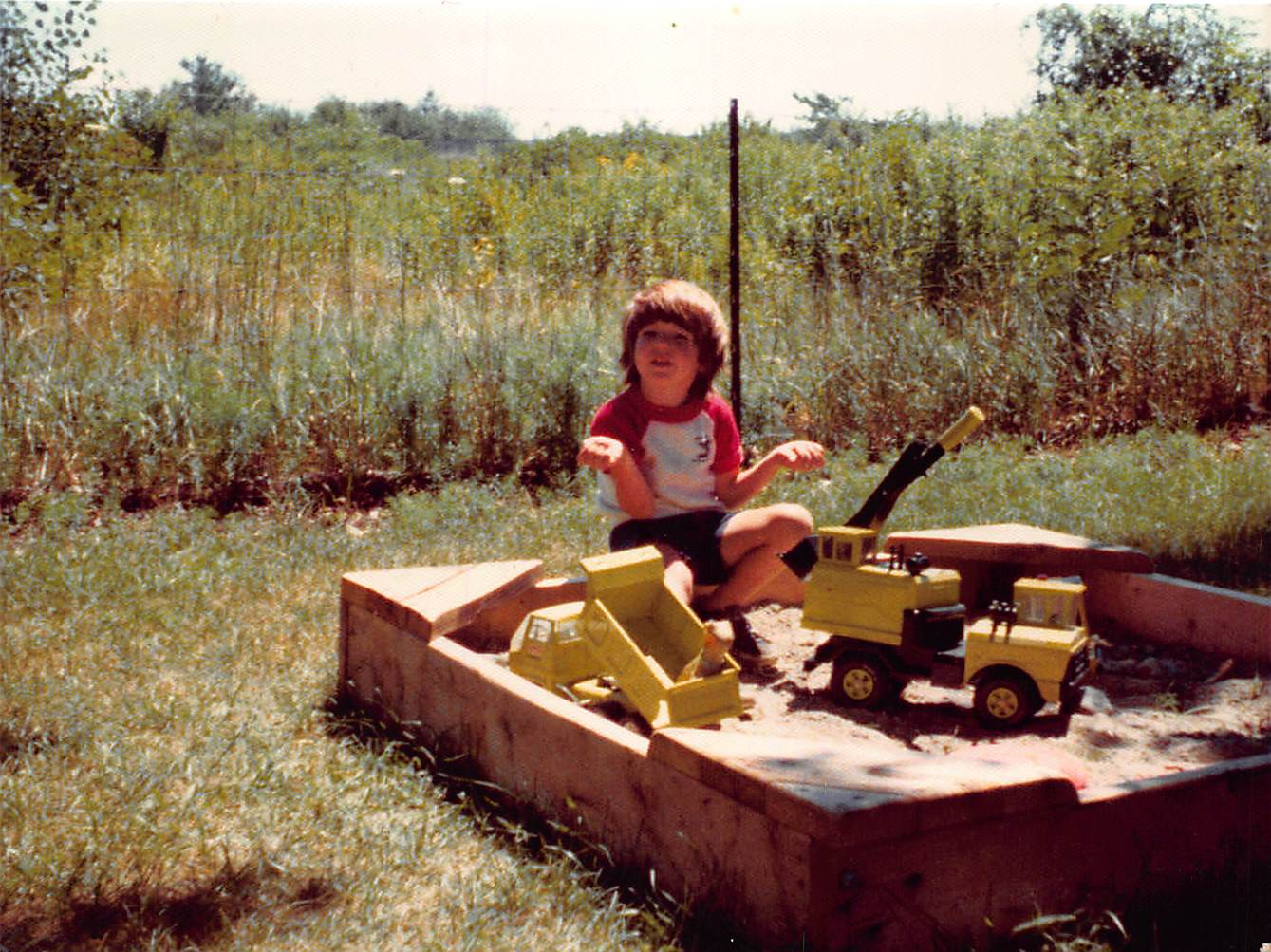 Early Adventures in The Sandbox