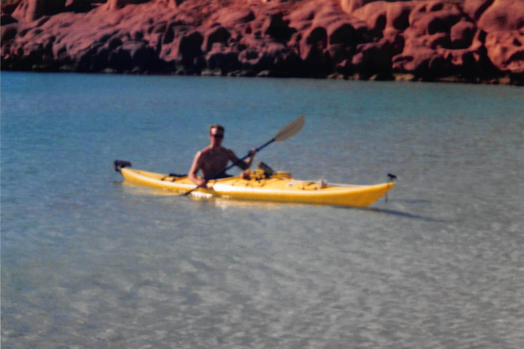 Sea Kayaking the Sea of Cortez in Baja Mexico