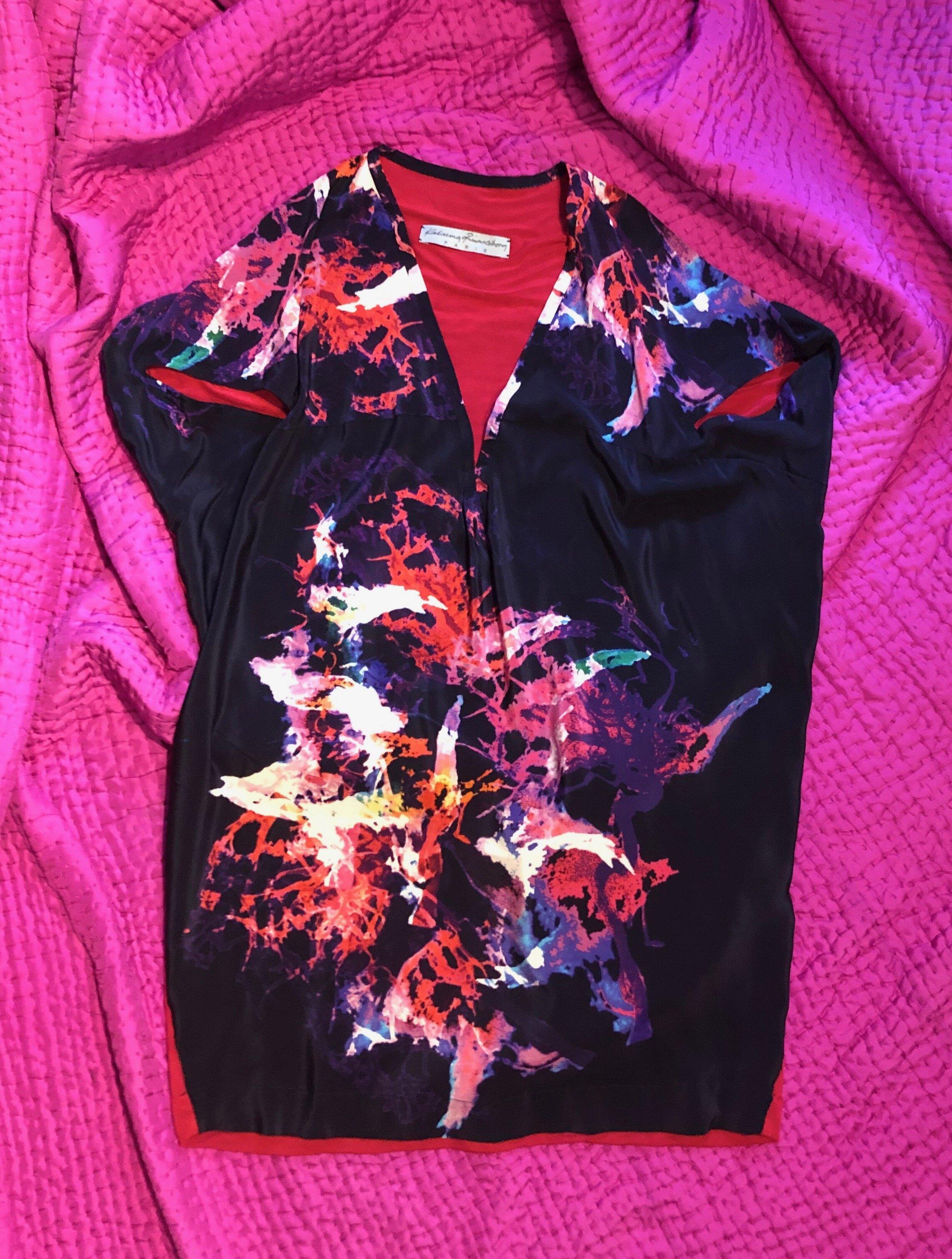 OXYGEN+ RED DRESS