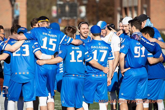 What a beautiful Saturday for the @chicagowildfire home opener - and a great win over Minnesota! Looking forward to more fun and excitement as this AUDL season gets underway. #chicagowildfire #audl #chicago #ultimate #ultimatefrisbeeteam #ultimatefrisbee #sportshighlights #trickshot #theultimatelife #frisbee #sports #audl2019 #elmhurstcollege
