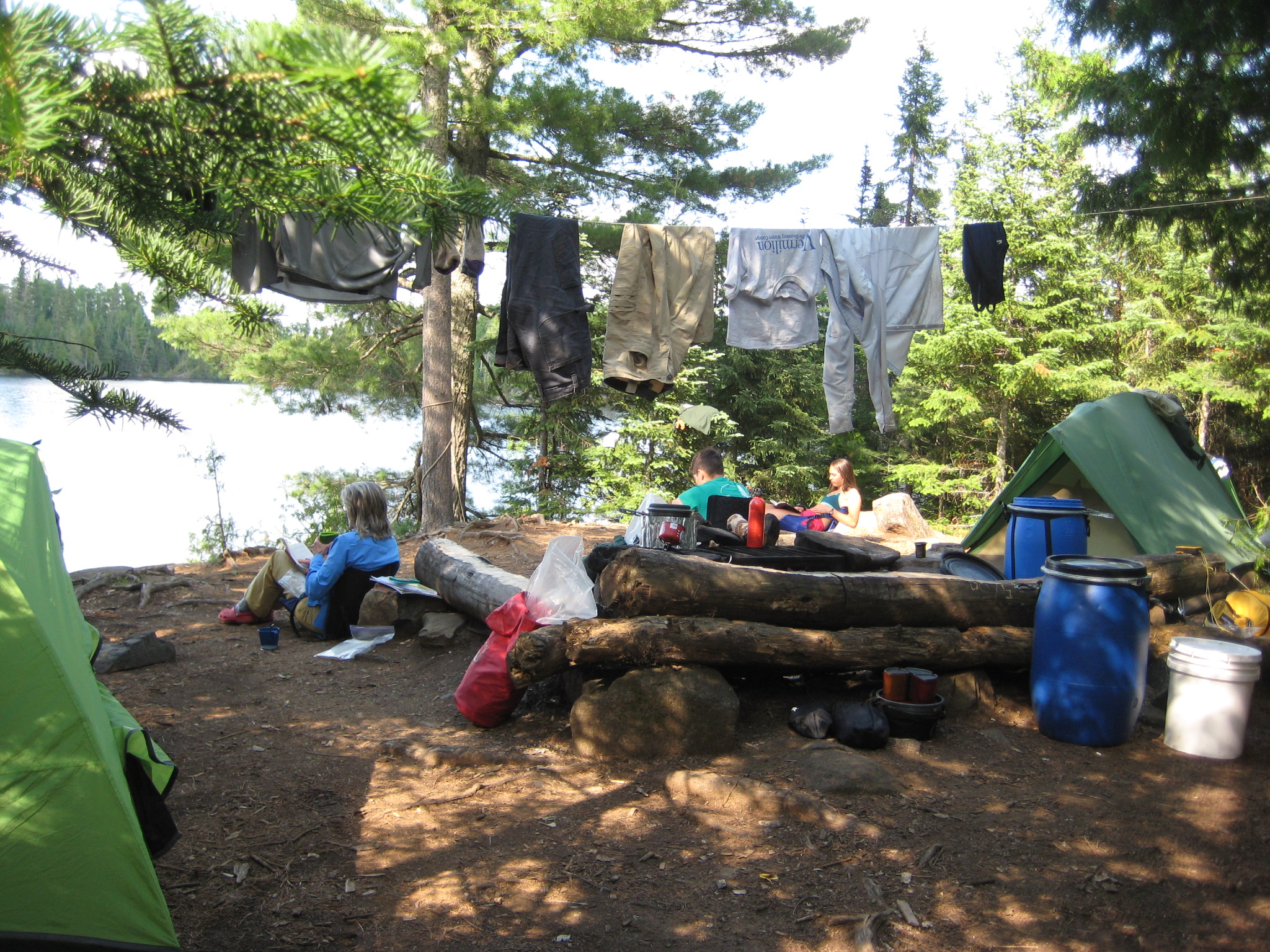 Campsite on Vista.JPG